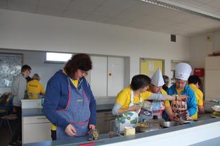 Kochen mit der Gruppe Leutkirch