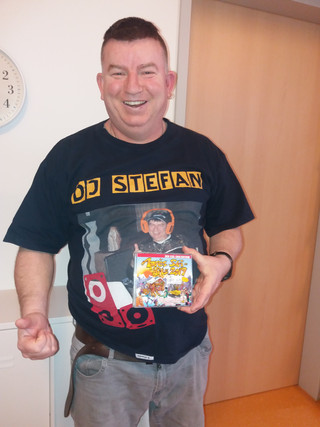 DJ Stefan rockt die Fasnetsdisco der Lebenshilfe