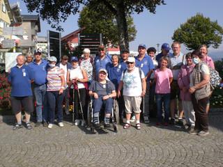 Jahresausflug 2020 der Lebenshilfe-Freizeitgruppe Kißlegg