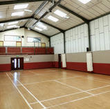 The Sports Hall