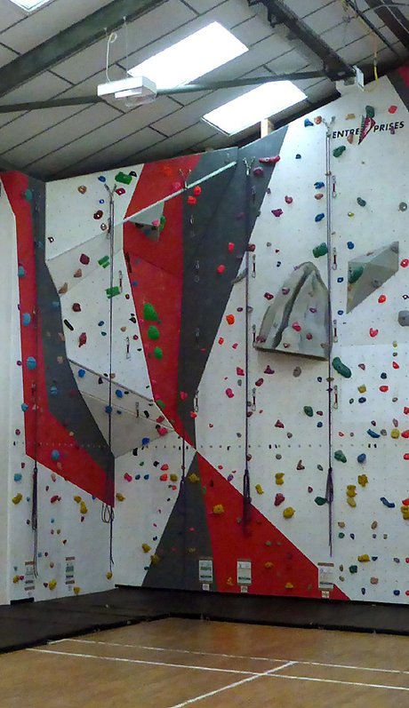 The Morley Climbing Wall (Section).jpg