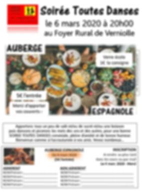 200306 SOIREE AUBERGE ESPAGNOLE VERNIOLL