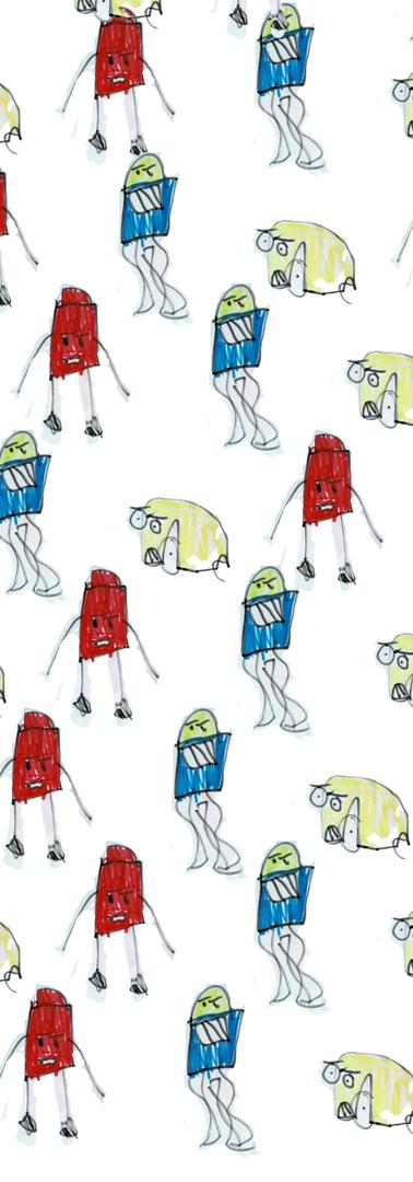 Spectrum Doodle & Friends