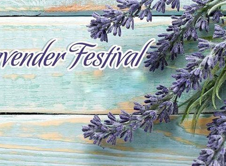 Visit us at the Roswell Lavender Festival!