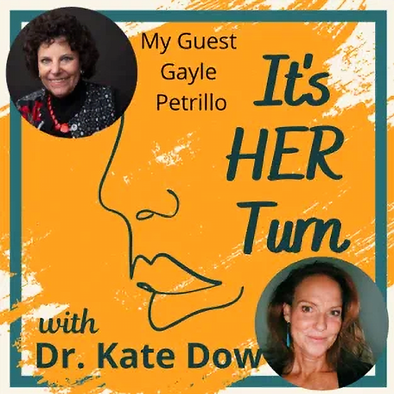 It's Her Turn Podcast