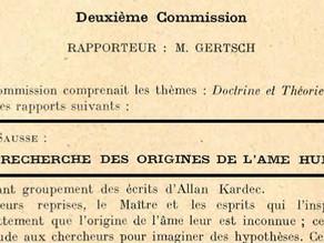 Henri Sausse fez as pazes com a 5a edição de A Gênese