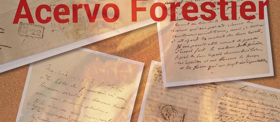 Acervo Forestier: novo acervo se integra ao Projeto Allan Kardec da UFJF/MG