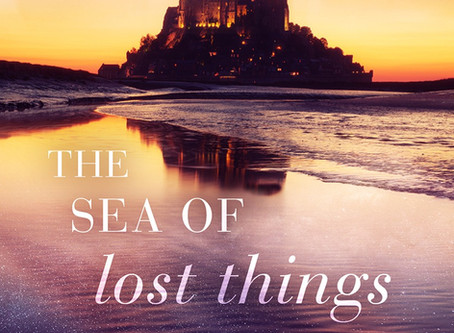 Pre-order The Sea of Lost Things today!