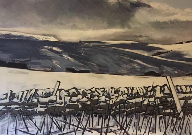 Road to Hartside by Helen Johnson