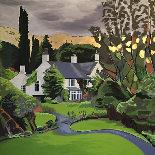 Rydal Mount and Gardens Limited Edition print