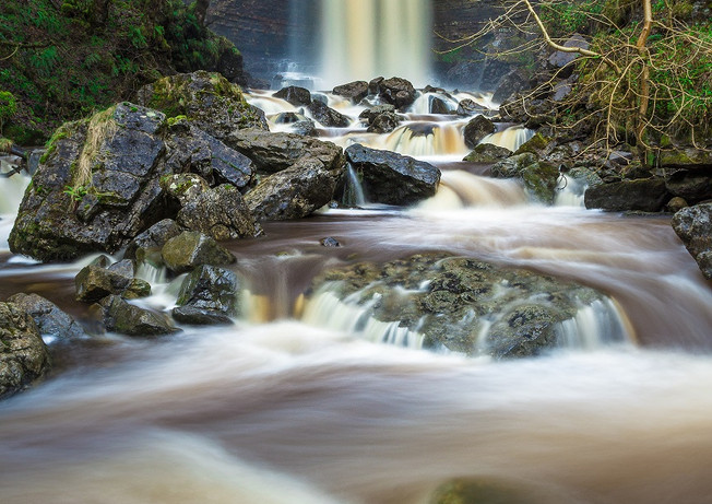 Ashgill Falls - Garrigill .