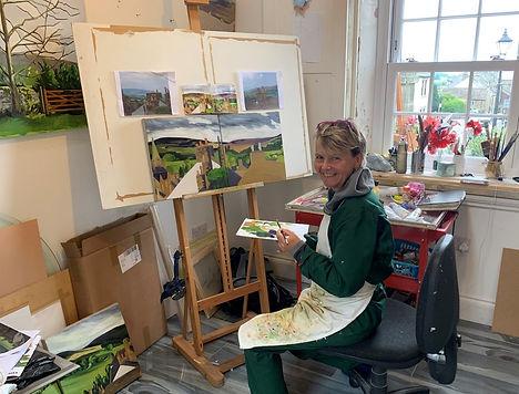Helen Johnson artist in studio.jpg
