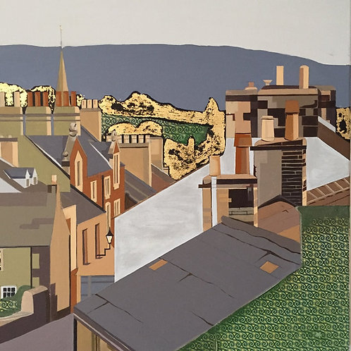 Alston Chimneys 1 open edition print