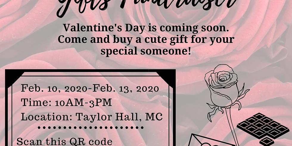 Valentine's Gifts Fundraiser