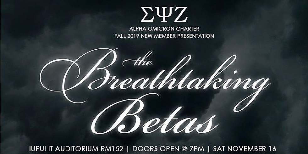 Breathtaking Betas Reveal