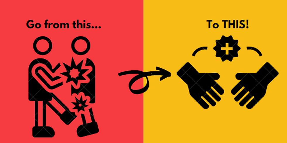 How to Handle Conflict Workshop