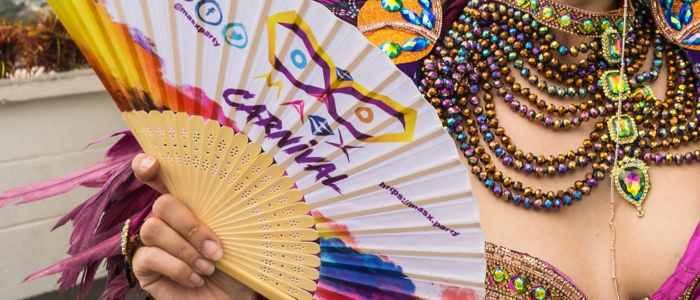 MASX Japanese Fan