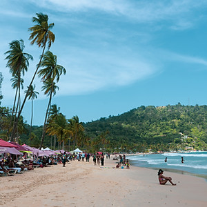 Maracas Beach Lime
