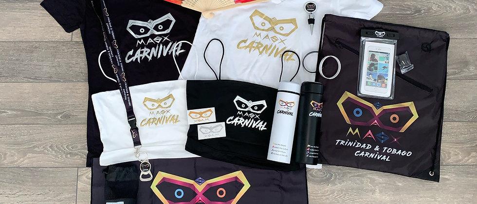 MASX Female Merchandise Package