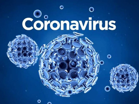 Notice: Coronavirus (COVID-19) and occupational health and safety