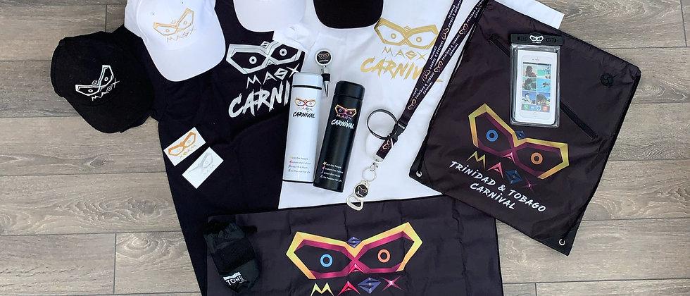 MASX Male Merchandise Package