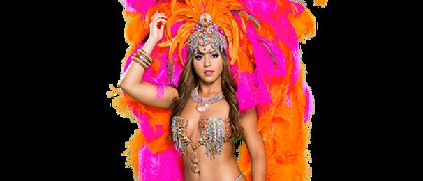 Female Mas Costume - Frontline Section
