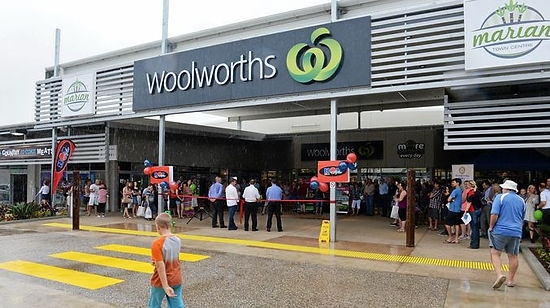 marion woolworths complex queensland, mainbrace construction