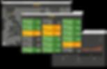 Fleet dashboard wind speed crane
