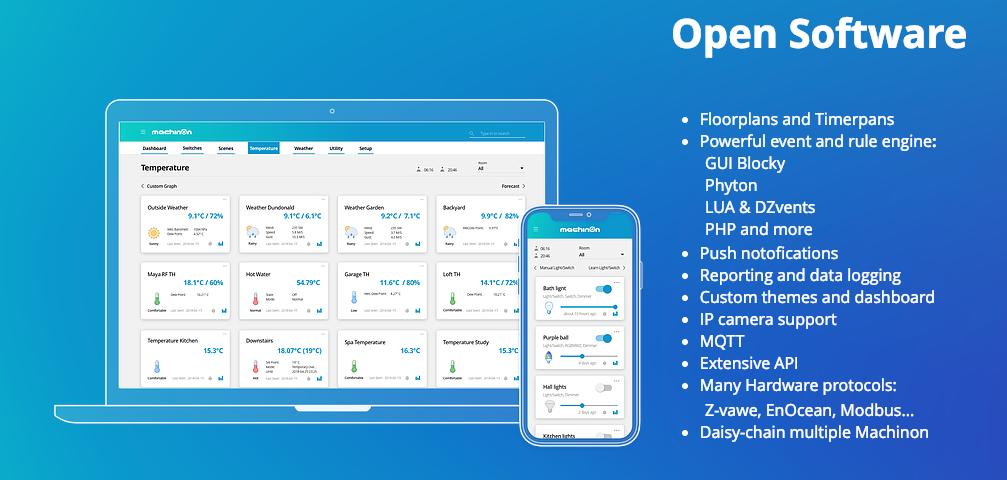 Open Software for Raspberry Pi | machinon