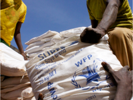 Working with the United Nations World Food Programme in Somalia