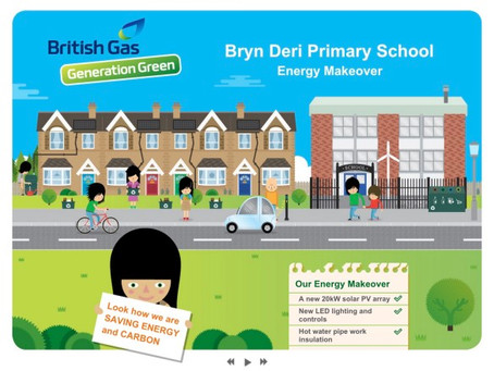 British Gas' Generation Green Initiative