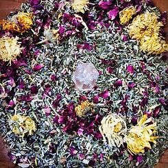 🌸Flower Power🌸__Calendula, rose petals
