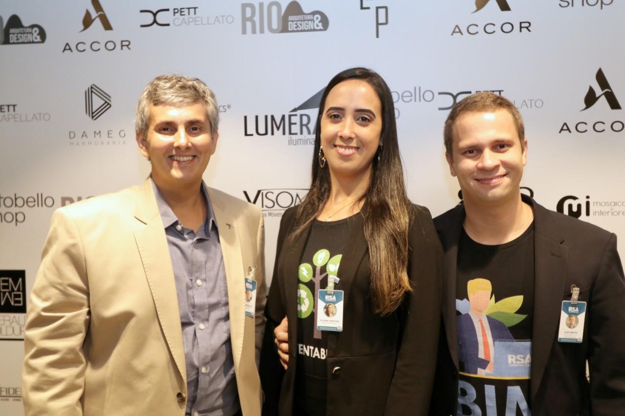 Evento Revista Rio Arquitetura & Design