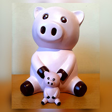"statuette et figurine ""Copain"""