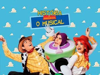 História de Brinquedos - O Musical