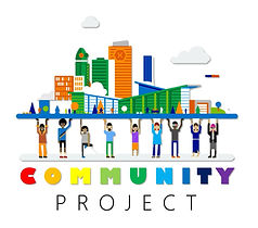 We are a communty project.