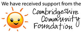 We are proud to partner with, Cambridgeshire Commuity Fund