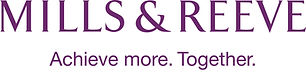 We are proud to partner with, Mills & Reeve
