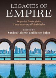 Publication: Legacies of Empire - Imperial Roots of the Contemporary Global Order edited by Sandra H