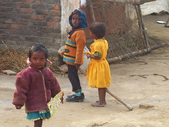 Blog: Will building toilets help reduce undernourishment among India's children?