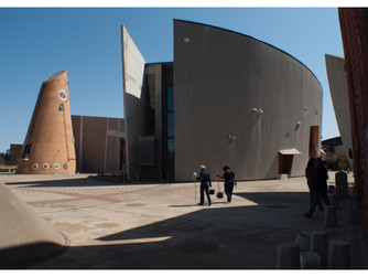 Reading the South African state in its architecture - AAME seminar with Julia Gallagher on Wednesday