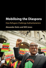 Betts and Jones' new book, Mobilising the Diaspora, is out now.