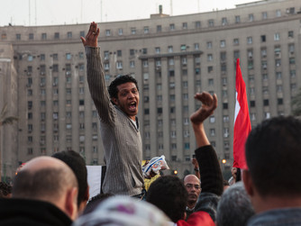 What happened to the Arab Spring? - AAME seminar with Gilbert Achcar, Wednesday 1 February, 5-6.30,