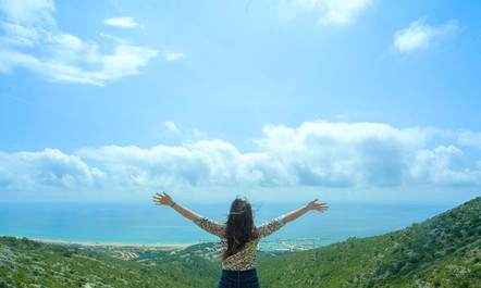Garraf, Spain.
