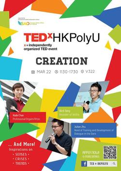 TEDxHKPolyU