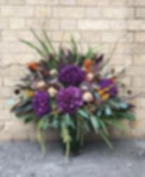 display flowers