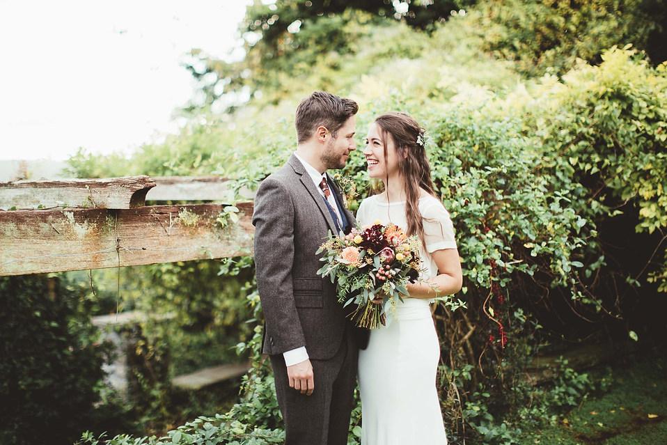 Laura and Stuart, Barley Wood