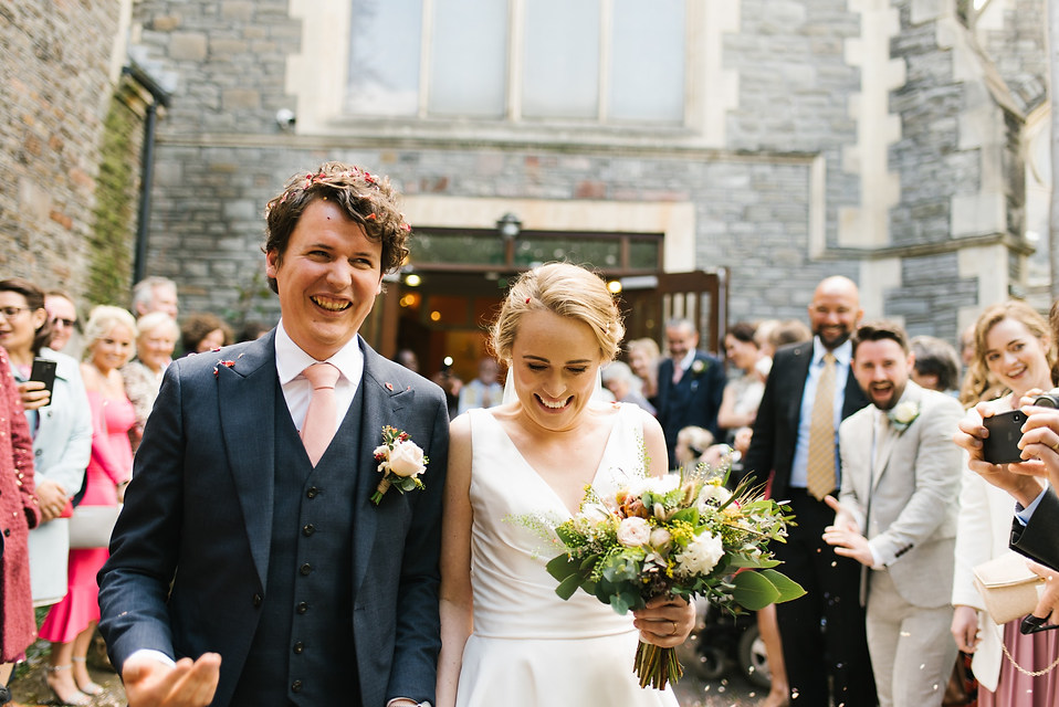 Rachel and Stephen, The Old market Assembly