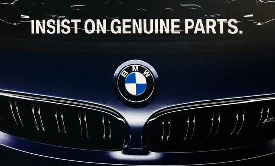 Genuine Parts only at Scantec Automotive