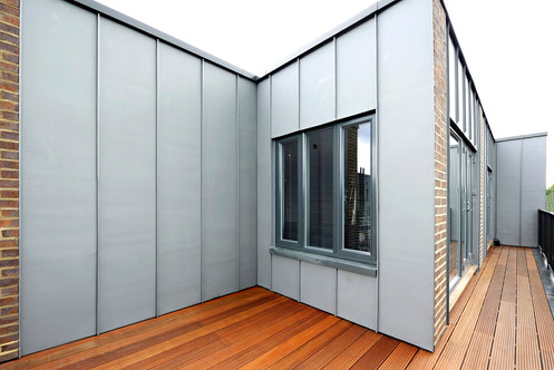 interiors, exteriors, residential, residential development, refurbishment,  domestic interiors, terrace, balcony, outside space,